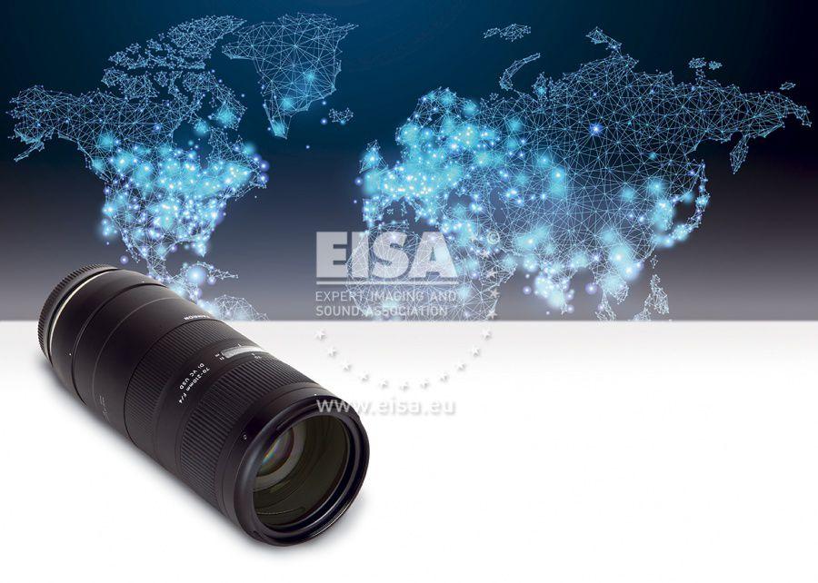 EISA DSLR TELEZOOM LENS 2018-2019 Tamron 70-210mm F/4 Di VC USD