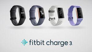 Fitbit annonce le Charge 3, son nouveau capteur d'activité