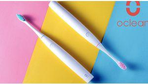 Oclean Air: la brosse à dents électrique sonique et connectée