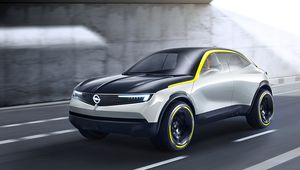 Opel GT X Experimental: un concept-car électrisant