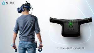 Le Vive Wireless Adapter sortira le 24 septembre à 345€