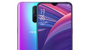 Oppo R17 Pro : 2 batteries, 4 capteurs photo, beaucoup de promesses