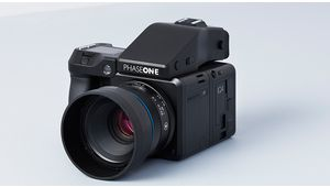 Phase One XF IQ4 150 MP : Capture One Inside