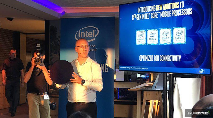 IFA 2018 – Intel : Whiskey Lake et Amber Lake sont de sortie