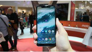 IFA 2018 – Motorola dévoile le Motorola One à moins de 300€