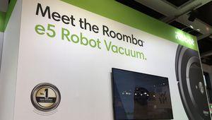"[MàJ] IFA 2018 – iRobot ""tease"" son nouveau Roomba: l'e5"