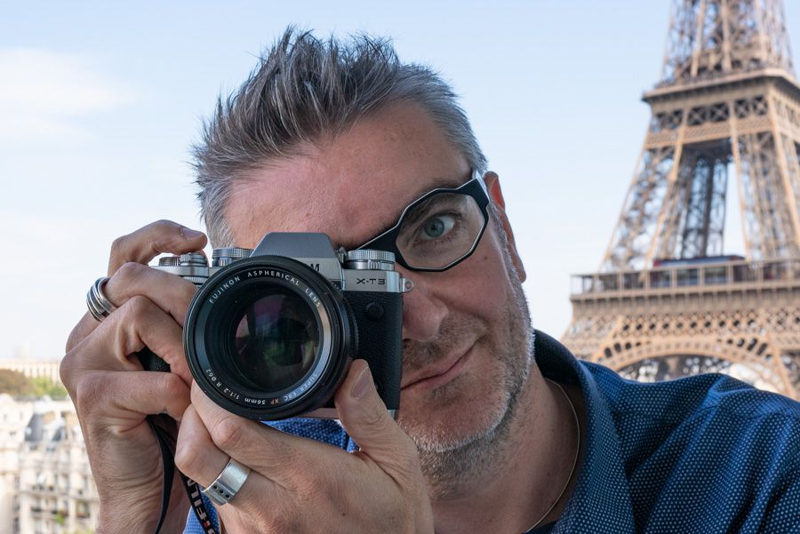 Prise en main du Fujifilm X-T3
