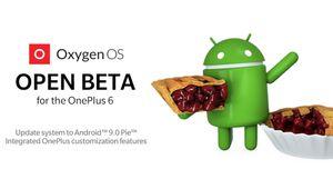 OnePlus lance une bêta d'Oxygen OS sous Android P