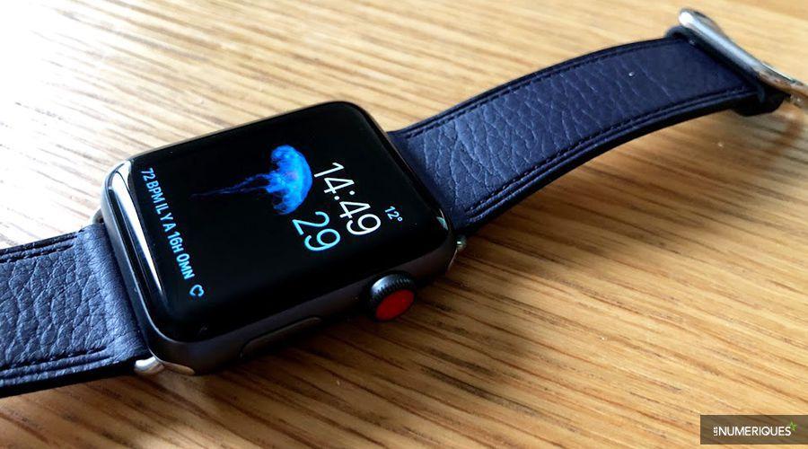 Apple watch series 3 profil