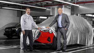 Audi e-tron: la production est lancée