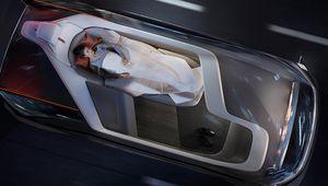 Concept Volvo 360c: comme un avion sans ailes