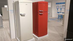 Candy présente Divo, sa gamme de réfrigérateurs vintage