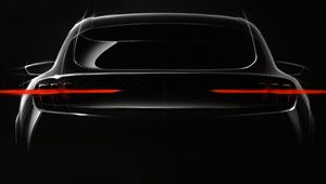 Ford lève partiellement le voile sur son prochain SUV électrique