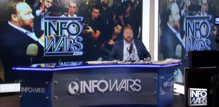 emission infowars alex jones