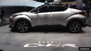 Toyota bat le rappel d'un million d'hybrides pour cause d'incendie