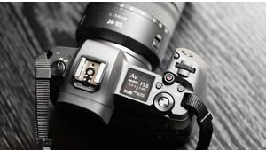 Prise en main de l'hybride 24x36 Canon EOS R