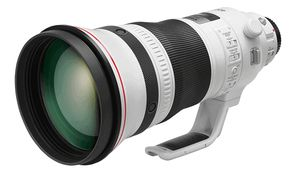 Canon EF 400mm f/2,8L IS USM et 600mm f/4L IS USM : versions III
