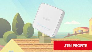 [MàJ] NRJ Mobile ne vend plus sa box 4G à 29,99€ par mois