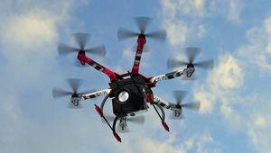 Faire voler un drone indéfiniment grâce à un laser