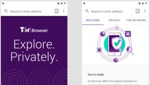 Le navigateur Tor débarque sur mobiles