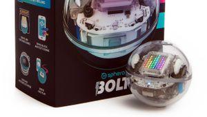 """Sphero Bolt: la nouvelle """"boule-robot"""" qui mise sur l'éducation"""