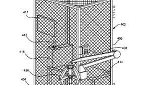 Amazon: des cages pour salariés brevetées, mais non utilisées