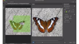 Adobe améliore le remplissage avec contenu pris en compte