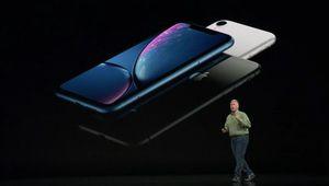 Apple présente son iPhone Xr à partir de 859€