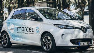 Marcel e.co: optez pour un VTC 100% électrique