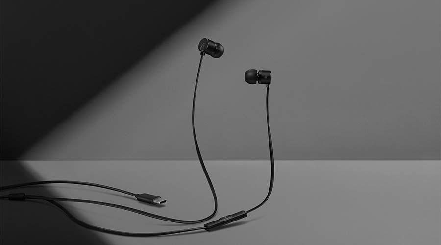 OnePlus présente ses écouteurs USB-C Bullets