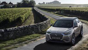 DS 3 Crossback e-tense: le premier SUV électrique made in France