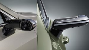 Rétroviseurs caméras: Lexus prend Audi de vitesse