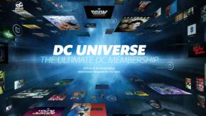 "Warner lance son ""Netflix"" super-héroïque: DC Universe"