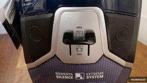 Labo – Le niveau sonore du Rowenta Silence Force Compact 4A+ RO6371EA