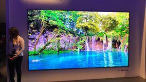 Samsung pourrait commercialiser un téléviseur micro-Led en 2019