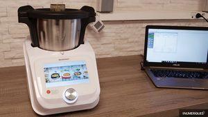 Le robot-cuiseur Monsieur Cuisine Connect de Lidl est au labo