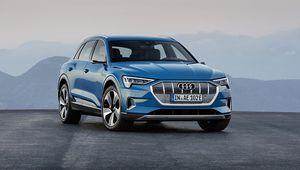 Audi e-tron: enfin elle arrive