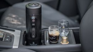 Handpresso Auto Capsule, la cafetière à capsules on-the-go