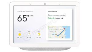 "Le lancement du Smart Display ""Google Home Hub"" se précise"