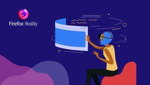 Firefox Reality: un navigateur Internet pour les casques de VR