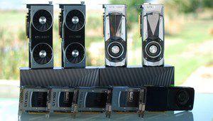 Labo – Analyse des performances de la GeForce GTX 680 à la RTX 2080 Ti