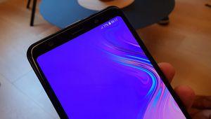 Samsung présente le Galaxy A7 et son triple module photo