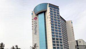 LG Display livrerait 3,8 millions de dalles Oled cette année