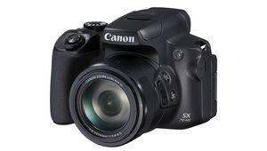 Canon PowerShot SX70 HS: Digic 8 et vidéo 4K au programme
