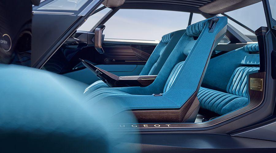 peugeot e legend concept retour vers le futur avec la 504 coup les num riques. Black Bedroom Furniture Sets. Home Design Ideas