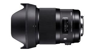Sigma dévoile trois nouvelles focales fixes f/1,4