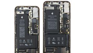 iFixit désosse les iPhoneXs et XsMax