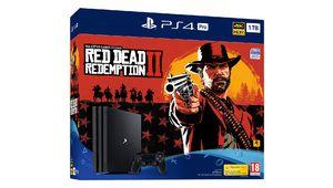Trois packs Red Dead Redemption 2 pour les PlayStation4