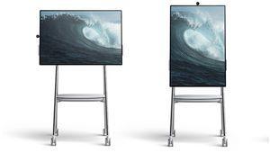 Microsoft présente sa Surface Hub 2 en public pour la première fois