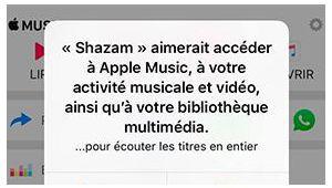 Sous l'aile d'Apple, Shazam fait disparaître la pub